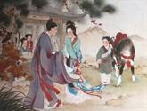 Le libre choix de deux amoureux chanté par Nguyên Du