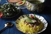 Le cơm gà ou riz au poulet