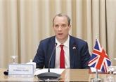 ASEAN et Royaume-Uni coopèrent dans la lutte anti-COVID-19