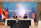 Dialogue de coopération financière et bancaire entre l'ASEAN et les États-Unis