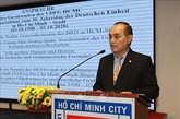La Journée de l'Unité allemande célébrée à Hô Chi Minh-Ville