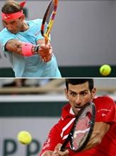 Roland-Garros : retrouvailles Nadal-Djokovic pour une finale historique