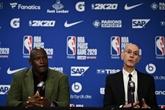 NBA : Jordan et Silver à la tête de la Fondation contre le racisme