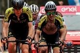 Tour d'Italie : Yates, premier cas positif au COVID-19, abandonne