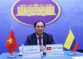Vietnam - Colombie : 5e consultation politique au niveau des vice-ministres