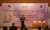 Le Sommet d'affaires Vietnam - États-Unis 2020