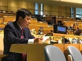 L'ASEAN soutient les efforts de lutte contre le désarmement des armes de destruction