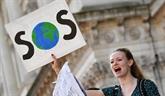 Des célébrités appellent à résoudre la crise climatique avant 2030