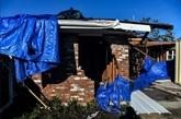 Deux ouragans en six semaines : les habitants de Louisiane épuisés