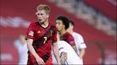 L'Angleterre face à son enchanteur belge Kevin de Bruyne