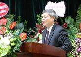 Congrès national de l'Association d'amitié Vietnam - Hongrie