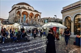 À Athènes, le periptero,