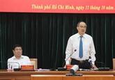 Hô Chi Minh-Ville achève les derniers préparatifs du Congrès de l'organisation locale du Parti