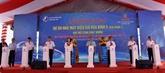 Mise en chantier de la centrale éolienne Hoà Binh 5 à Bac Liêu