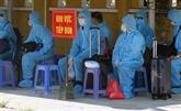 Aucune nouvelle infection n'est signalée au Vietnam le matin du 12 octobre