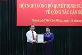 Nguyên Van Nên nommé au candidat de secrétaire du Comité du Parti de HCM-Ville