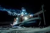 La plus grande expédition en Arctique de retour en Allemagne