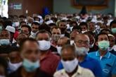 La situation épidémique dans quelques pays d'Asie du Sud-Est
