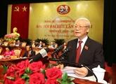 Le leader demande d'œuvrer au développement rapide et durable de Hanoï
