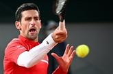 Classement ATP : Djokovic reste N°1 malgré tout, Gaston bondit