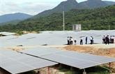 Ninh Thuân cherche à devenir un centre des énergies renouvelables