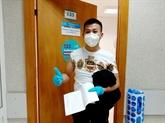 COVID 19 : des Vietnamiens rejoignent le programme de vaccination en Russie