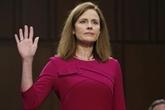 La juge nommée par Trump à la Cour suprême