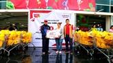 Central Retail offre 500 cadeaux pour soutenir les victimes des inondations à Huê