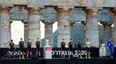 Tour d'Italie : l'équipe Mitchelton se retire à cause de cas de COVID-19