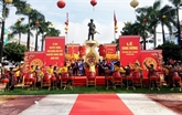 Kiên Giang : hommage au héros national Nguyên Trung Truc