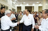 Le PM Nguyên Xuân Phuc affirme les réalisations nationales