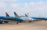 Deux aéroports au Centre suspendent leurs opérations en raison de la tempête Nangka
