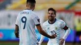 Mondial-2022 : menée, l'Argentine s'en sort et domine la Bolivie