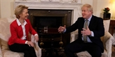 La négociation post-Brexit sous pression, von der Leyen va parler à Johnson