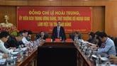Cao Bang renforce ses relations extérieures avec la Chine