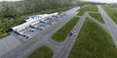 L'extension de la piste de l'aéroport international de Sihanoukville est terminée