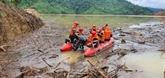 Dix-neuf victimes de la centrale hydroélectrique de Rào Trang 3 hospitalisées