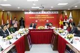 Les dirigeants de la Croix-Rouge et du Croissant-Rouge en Asie du Sud-Est réunis