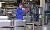 Hanoï : 8,63 millions d'USD pour les produits industriels clés