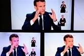 Macron impose un couvre-feu en Île-de-France et dans huit métropoles