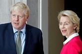 Accord post Brexit : Johnson se décidera après le sommet, fermeté de l'UE