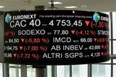 La Bourse de Paris chute plombée et le plan de relance américain bloqué