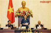 Clôture de la 49e session du Comité permanent de l'Assemblée nationale
