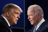 Trump et Biden s'affrontent à distance