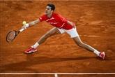 Tennis : Djokovic ira à Vienne sur la route du Masters de Londres