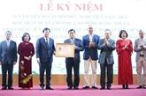 Célébration du 35e anniversaire de l'Association d'amitié Vietnam - Allemagne