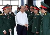 Le PM exhorte les militaires à continuer d'assister les sinistrés