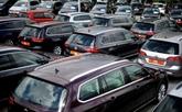 Le marché automobile européen repart à la hausse en septembre