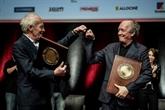 Cinéma : les frères Dardenne reçoivent le Prix Lumière