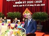 Nghê An exhortée à promouvoir la connexion entre régions économiques